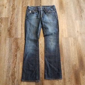 LUCKY BRAND Lola Boot Cut Denim Jeans Stretch
